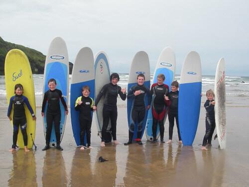 Programme surf