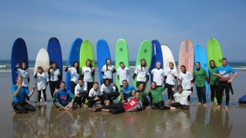 DELS surf group