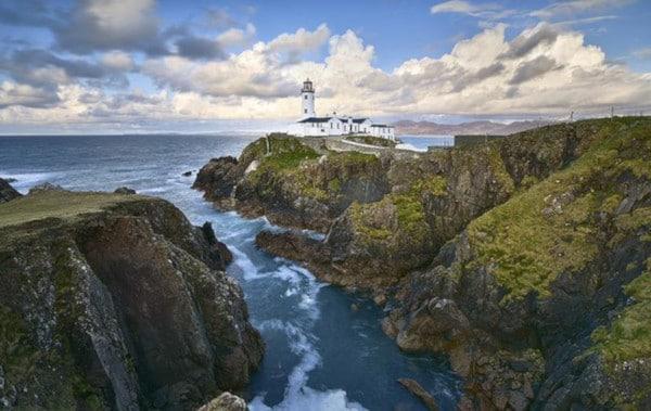 DOnegal coast irish central image