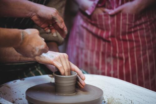 kinsale pottery 3