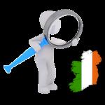 où en Irlande Irlande