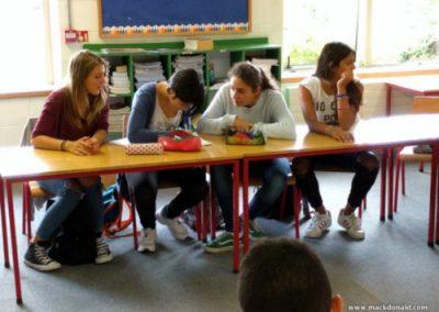 Classe à Kilkenny