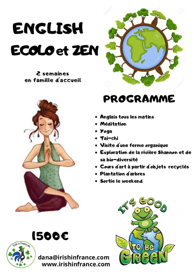 écolo et Zen