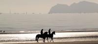 English horse riding programme